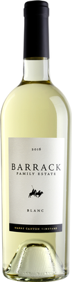 2016 Barrack Family Blanc Image