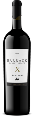 2015 Barrack Family Ten-Goal Magnum (1.5L)